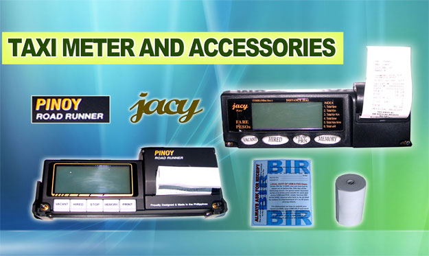 taximeters and accessories